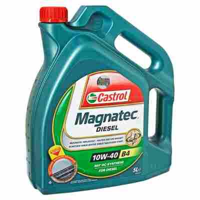 Motorenöl Magnatec für Dieselmotoren 10W-40 B4, 5 l
