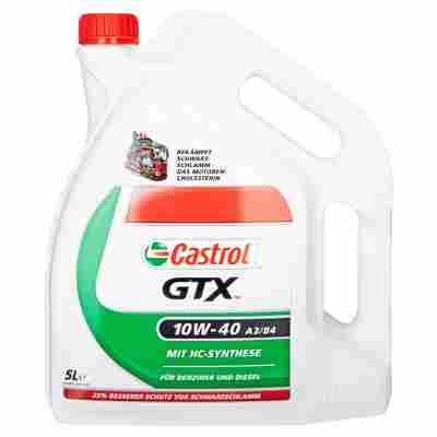 Motorenöl 'GTX' 10W-40, 5 l