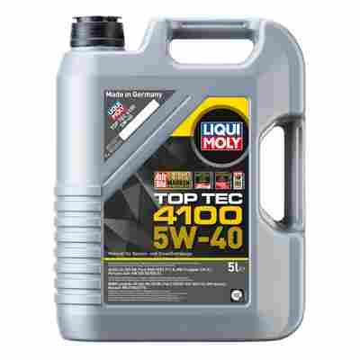 Leichtlauf-Motoröl 'Top Tec 4100 5 W-40' 5 l