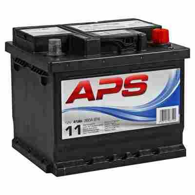 Autobatterie 12 V 41 Ah