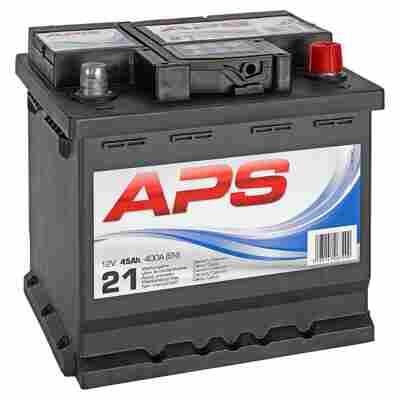 Autobatterie 12 V 45 Ah