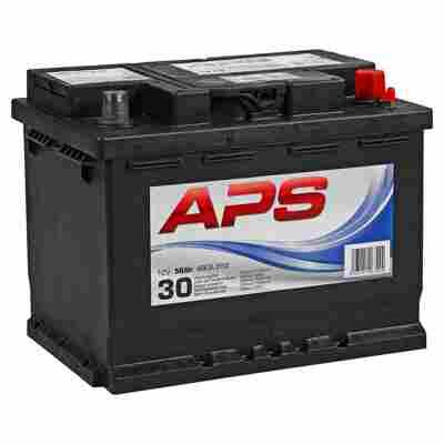 Autobatterie 12 V 56 Ah