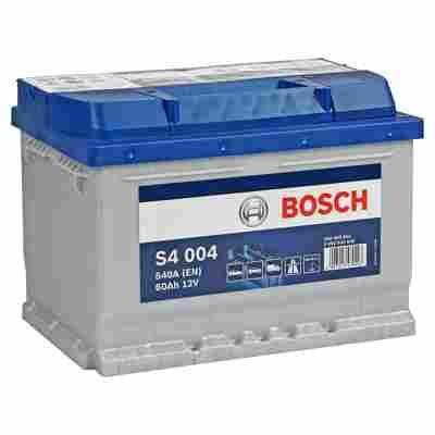 Autobatterie 12 V 'S4 004' 60 Ah