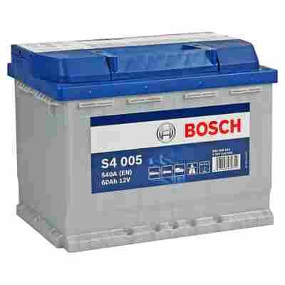 Autobatterie 12 V 'S4 005' 60 Ah