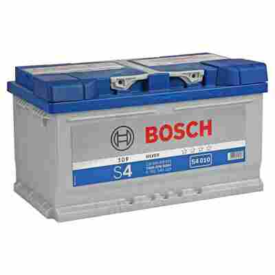 Autobatterie 12 V 'S4 010' 80 Ah