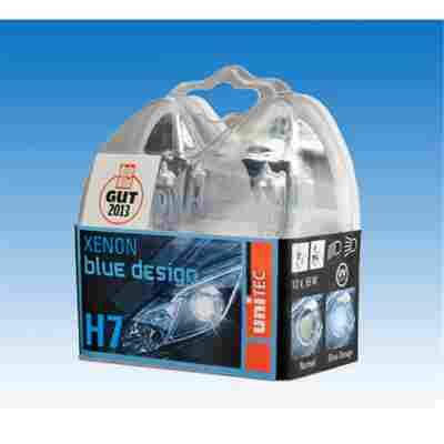 H7 XENON Blue Design 2er Set