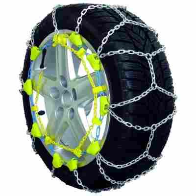 Felgenschutzkette 'Marathon 069999' mit Eisfrei-Sicherheitsverschluss 2 Stück