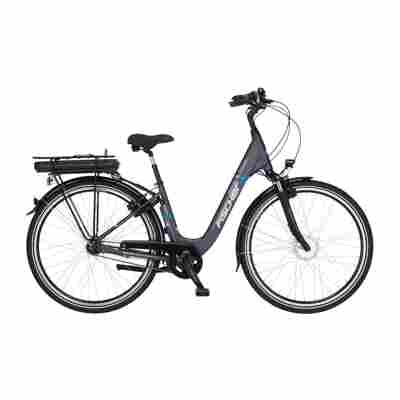 City e-bike 'ECU 1401' 28 Zoll anthrazit
