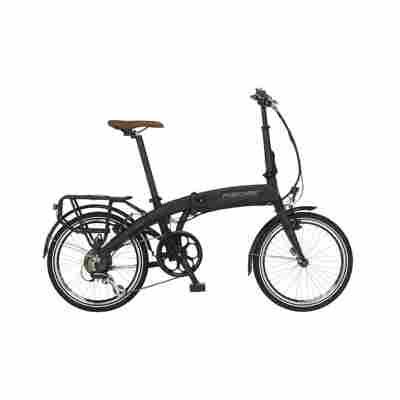 Faltrad e-bike 'FR18' 20 Zoll schwarz