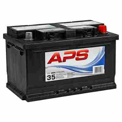 Autobatterie 12 V 68 Ah