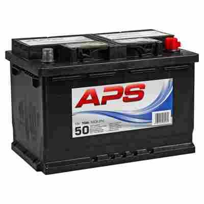 Autobatterie 12 V 70 Ah