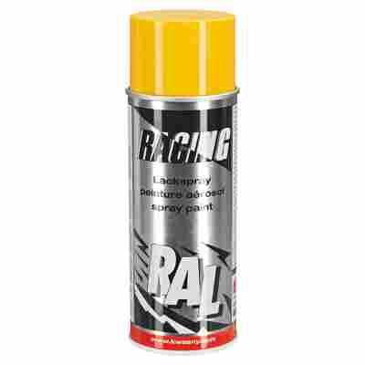 Racing Autolackspray RAL 1028 melonengelb 400 ml