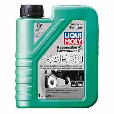 Einbereichs-Motoröl für Rasenmäher 'SAE 30' 1 l