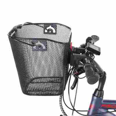 E-Bike Lenker-Korb engmaschig