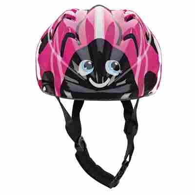 Fahrradhelm 'Marienkäfer' pink 44-48 cm