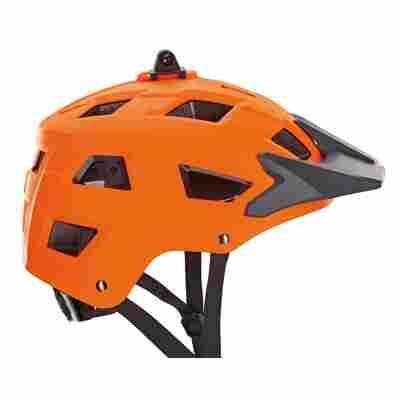 Fahrradhelm grau 54-58 cm