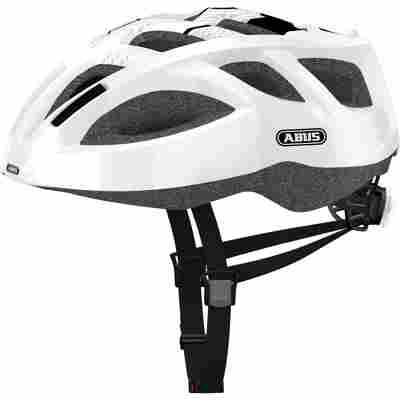 Sport-Fahrradhelm 'Consumerline' weiß, Größe M