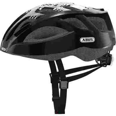 Sport-Fahrradhelm 'Consumerline' schwarz/weiß, Größe M