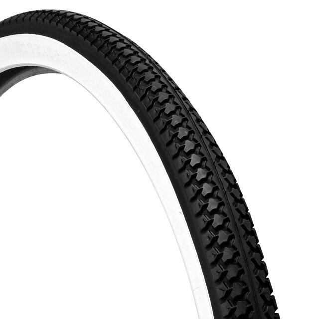 fischer fahrrad fahrradreifen 28 zoll schwarz wei toom. Black Bedroom Furniture Sets. Home Design Ideas