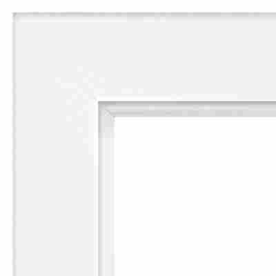 Türzarge Typ 3 Weißlack 73,5 x 12,5 cm