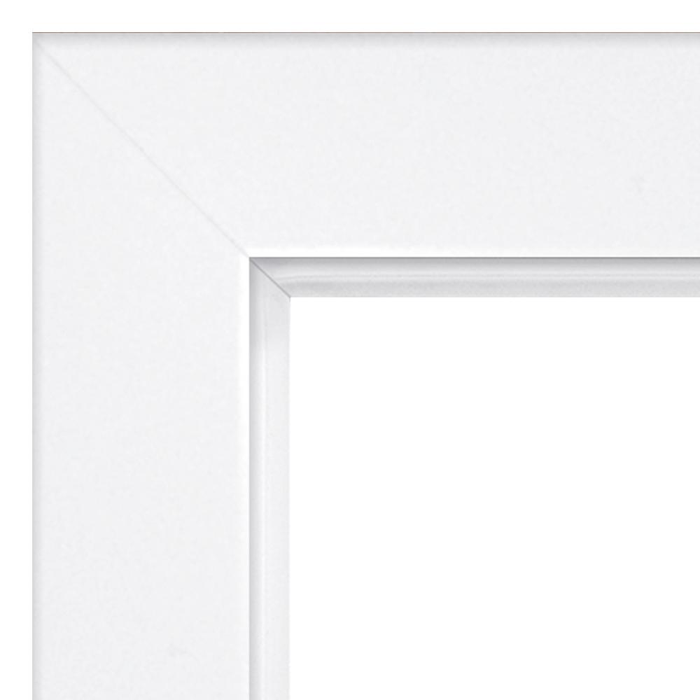 Türzarge Typ 3 weiß links 86 x 14,5 cm ǀ toom Baumarkt