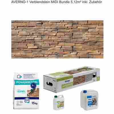Dekorverlblender 'Averno-1' Midi Bundle 5,12 m²