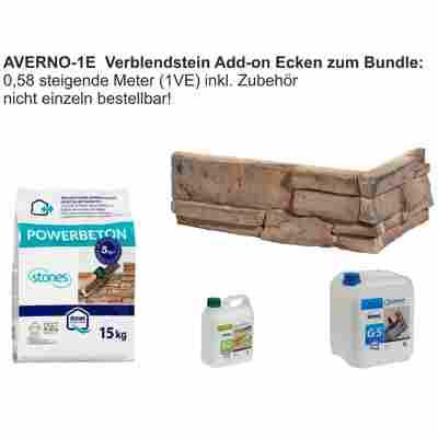 Verblender-Ecken 'Averno-1E' zum Bundle