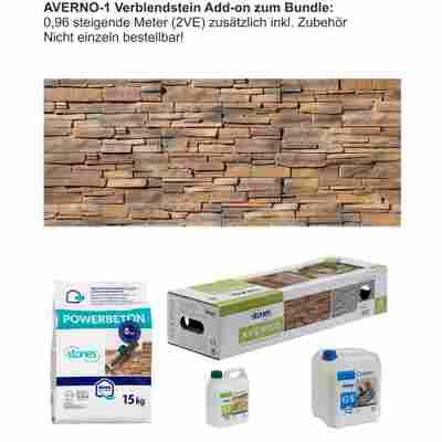 Add-on Verblender 'Averno-1' 0,96 m² zum Bundle