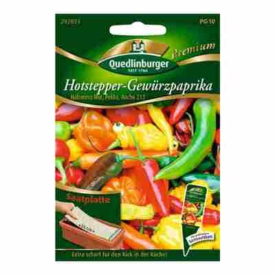 "Hotstepper-Gewürzpaprika ""Habanero Mix"" ""Pelita"" ""Ancho 211"""