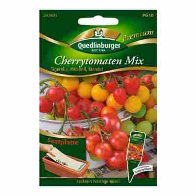 "Cherrytomaten-Mix ""Tigerella"" ""Mirabell"" ""Mandat"""