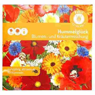 """Blumen- und Kräutermischung """"Hummelglück"""""""