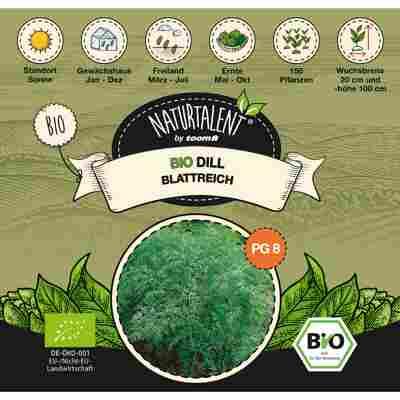 Naturtalent by toom® Bio-Dill 'Blattreicher'