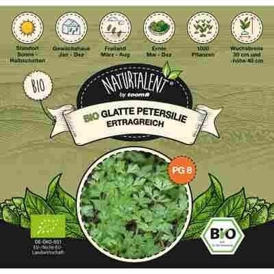 Naturtalent by toom® Bio-Petersilie glatt