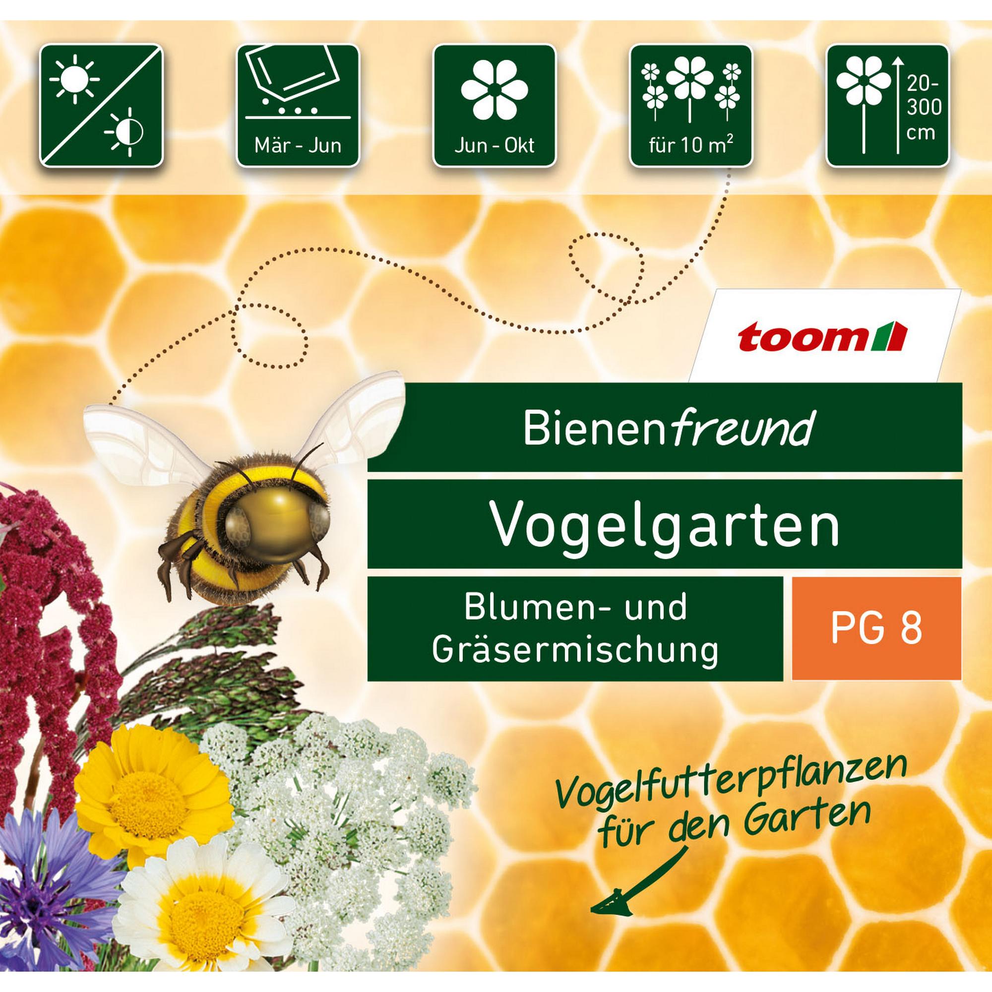 toom Bienenfreund Blumen- und Gräsermischung 'Vogelgarten'