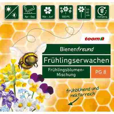 Bienenfreund Blumenmischung 'Frühlingserwachen'