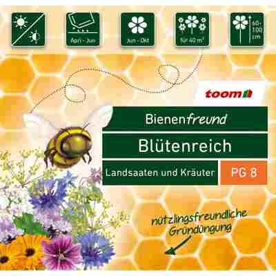 Bienenfreund Blumen- und Kräutermischung 'Blütenreich'