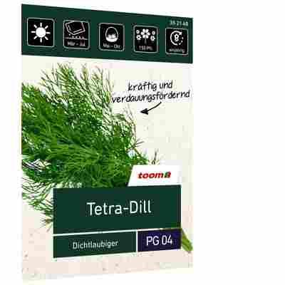 Tetra-Dill 'Dichtlaubiger'