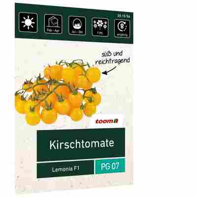 Kirschtomate 'Lemonia F1'