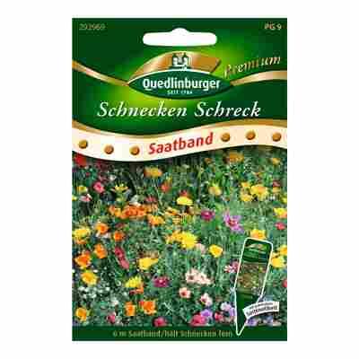 """Blumenmischung """"Schneckenschreck"""" Saatband"""