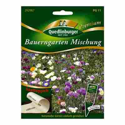 """Blumenmischung """"Bauerngarten"""" Saatteppich"""