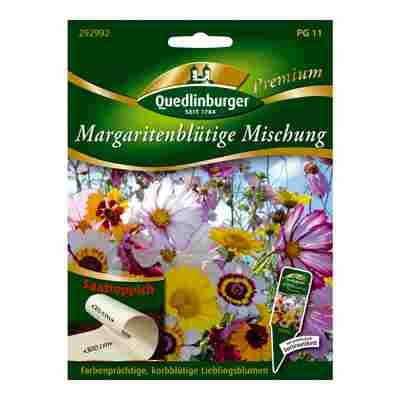 """Sommerblumen """"Margaritenblütige Mischung"""" Saatteppich"""