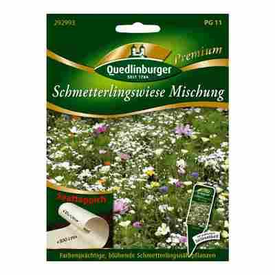 """Blumenmischung """"Schmetterlingswiese"""" Saatteppich"""