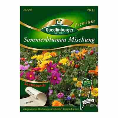 """Sommerblumen """"Mischung"""" Saatteppich"""