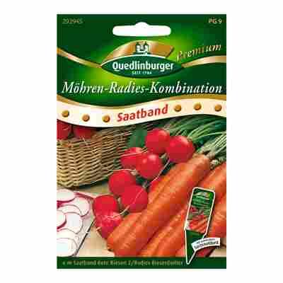 """Möhren-Radies-Kombination """"Rote Riesen 2"""", """"Riesenbutter"""""""