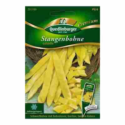 """Stangenbohne """"Goldelfe"""" 8 Stück"""