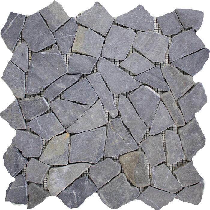 Mosaik Bruch schwarz 30 x 30 cm ǀ toom Baumarkt