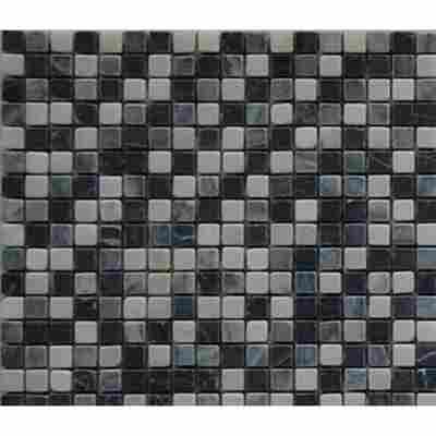 Mosaikfliese Nero mix 30x30cm