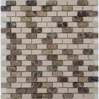 Mosaikfliese Borneo mix 28,6x30cm