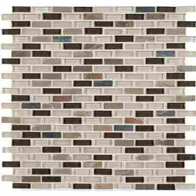 Mosaikfliese Autuum Cloud 30,5x30,5cm