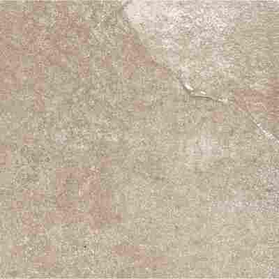 Bodenfliese 'Materia' beige 60 x 60cm